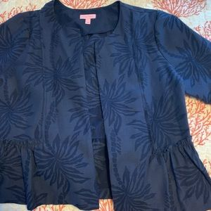 Lilly Pulitzer shaylee jacket